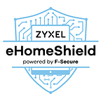 eHomeShield is powered by F-Secure